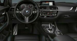 BMW OEM F20 LCI F21 LCI 1 Series 5 Door Carbon Fiber Interior Trim Brand New