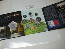 1,93 Pfund + 2 Mils 2005 Malta KMS Kursmünzensatz