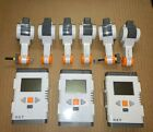 LEGO+Mindstorms+6+Motors+53787+3+NXT+Hubs+53788+1+Battery+Pack+987662+UNTESTED
