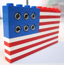 Lego U.S. Flag (35 pieces) #10042