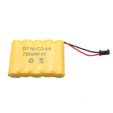 Remote Control Car Replacement Battery 6V 700mAh For WPL B-14/B-24/C-14/C-24
