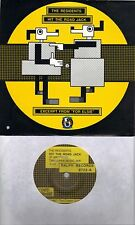 THE RESIDENTS  Hit The Road Jack / For Elsie  rare 45 with PicSleeve