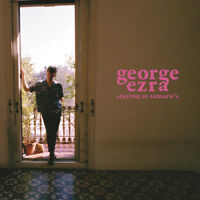 George Ezra - Staying At Tamara's [New CD] Explicit
