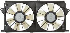 Spectra Premium Industries Inc CF12069 Radiator Fan Assy