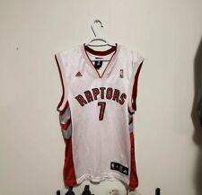Adidas NBA Jersey Toronto Raptors Andrea Bargnani White sz small