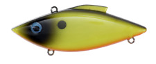 Rat-L-Trap Lipless Crankbait 1/2oz ( RT09 ) Chartreuse Black Back Fishing Lure
