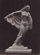 Roy Sheldon sculpteur USA Photo Bernès Paris Vintage silver print