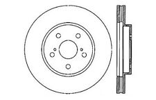Disc Brake Rotor fits 2002-2010 Toyota Solara Camry Sienna  STOPTECH