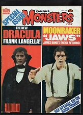 FAMOUS MONSTERS OF FILMLAND #157 FINE  (DRACULA / FRANK LANGELLA)  WARREN