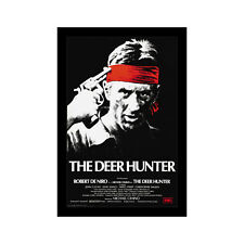 The Deer Hunter - 11x17 Framed Movie Poster by Wallspace