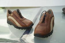 Cómodo Markus Rieker Mujer Zapatos Bajos Cuero Gr.36 Braun Top #8