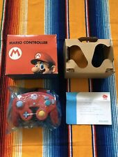 Club Nintendo Mario Gamecube Controller