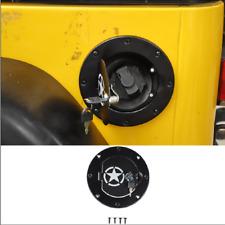 Pop-up Gas Cap Fuel Filler Door Cover with Lock For 1997-2006 Jeep Wrangler TJ