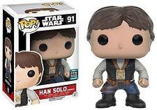 Star Wars Han Solo ceremonia Pop Vinilo-nueva Convención Exclusiva!
