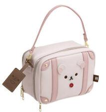 Korilakkuma Bag Anytime Together with Rilakkuma Small Pouch Rilakkuma Store