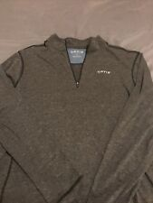 Orvis Classic Collection Fly Fishing Pullover 1/4 Zip Men's Size Medium