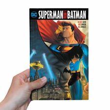 DC Comics Superman / Batman Vol. 5 Livre de Poche Vert Johnson Morales Officiel