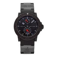Ulysse Nardin Marine Diver Chronometer Black Ocean Limited Watch 263-38LE-3
