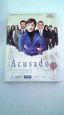 """DVD """"ACUSADOS 1 PRIMERA TEMPORADA"""" 5 DVD DIGIPACK BLANCA PORTILLO JOSE CORONADO"""