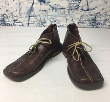 Kenneth Cole New York Made in Italy Chukka Boot Brown Men's 9M