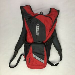 Camelbak Rogue Red Hydration Day Pack Backpack (No Bladder)