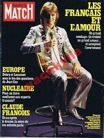 Paris Match n°1563 du 11/05/1979 Claude François Marilyn Monroe Rhodésie Iran