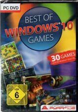 BEST OF WINDOWS 10 GAMES - PC - deutsch - Neu / OVP