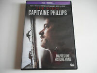 DVD NEUF - CAPITAINE PHILLIPS - TOM HANKS - ZONE 2