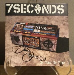7 Seconds - The Music The Message CD Punk