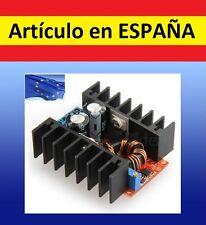 CONVERSOR regulador voltaje 150W 10V-32V a 12V-35V TRANSFORMADOR corriente