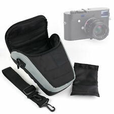 Nylon Storage Bag for Leica M Monochrom M9 M9-p S2 Plus SLR Camera Neck Strap