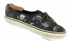 Vans Indian Native Tribal Shoes Walking Athletic Men's Sz 12 TC9R