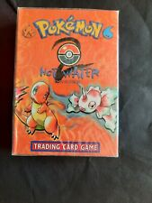 Pokémon Deck Wizards Hot Water Factory sealed ENG