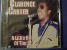CLARENCE CARTER / A Little Bit Of The Blues / 2004 Planet Song CD / Sealed