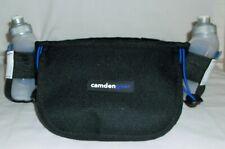 "Camden Gear Black Hydration Belt ~ Adjustable up to 43"" waist"