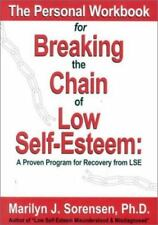 Personal Workbook for Breaking the Chain of Low Self-