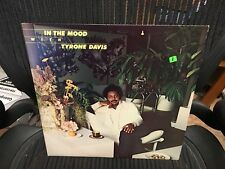 Tyrone Davis In the Mood With LP Columbia 1979 VG+