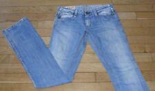 LE TEMPS DES CERISES Jeans pour Femme  W 26 - L 32 Taille Fr 36   (Réf #T162)
