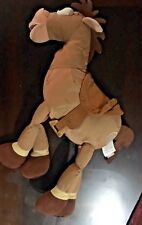 Disney Store Bullseye Bulls-eye  Plush Soft Doll Toy Story Size  18""