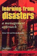 Learning from Disasters. Palgrave Macmillan. 2005., Very Good, TOFT B. & S. REYN
