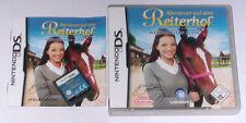 Spiel: ABENTEUER AUF DEM REITERHOF Tal für Nintendo DS + Lite + Dsi + XL 3DS