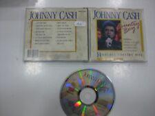 JOHNNY CASH CD HOLLAND COUNTRY BOY 1990