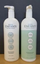Bioken Enfanti Natural Remedy Hydrating Shampoo and Conditioner  32oz Set