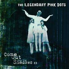The Legendary Pink Dots - Come Out From The Shadows II (2) (NEW CD)