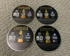 Chessmaster Collector's Edition 4 Disc Set (PC, 2004) Windows Ubisoft Chess Game