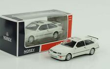 Ford Sierra RS Cosworth 1986 1/43 Norev Jet Car (White)