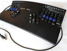 Kinesis Advantage KB500USB-BLK Wired Keyboard w/ MX Brown Switches + Key Puller