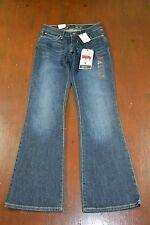 "Women's Levi's Bold Curve Boot Cut Jeans Size 25 X 30 -  30"" Inseam"