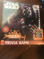 DISNEY STAR WARS TRIVIA GAME, OVER 650 QUESTIONS, NEW, FACTORY SEALED