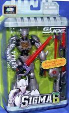 """G.I. Joe Sigma 6 Cobra 8"""" Codname Ninja B.A.T. Retractable claw New Factory Seal"""